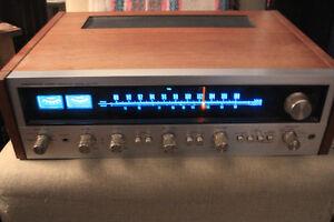 VINTAGE PIONEER SX727 RECEIVER 1973