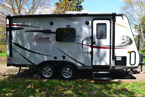 2014 Coleman Travel Trailer - Start your 2017 season off right!