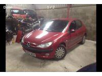 Peugeot 206 hdi spares repairs or breaking