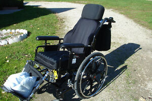 NEW,VIP, high quality tilt back air cushion wheelchair Windsor Region Ontario image 1