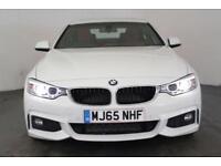 2015 65 BMW 4 SERIES 2.0 420D M SPORT 2D 188 BHP DIESEL