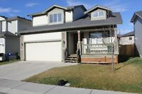 AIRDRIE SW - LUXSTONE HOUSE for RENT