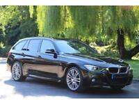 2014 14 BMW 3 SERIES 2.0 320D XDRIVE M SPORT TOURING 5D AUTO 181 BHP DIESEL