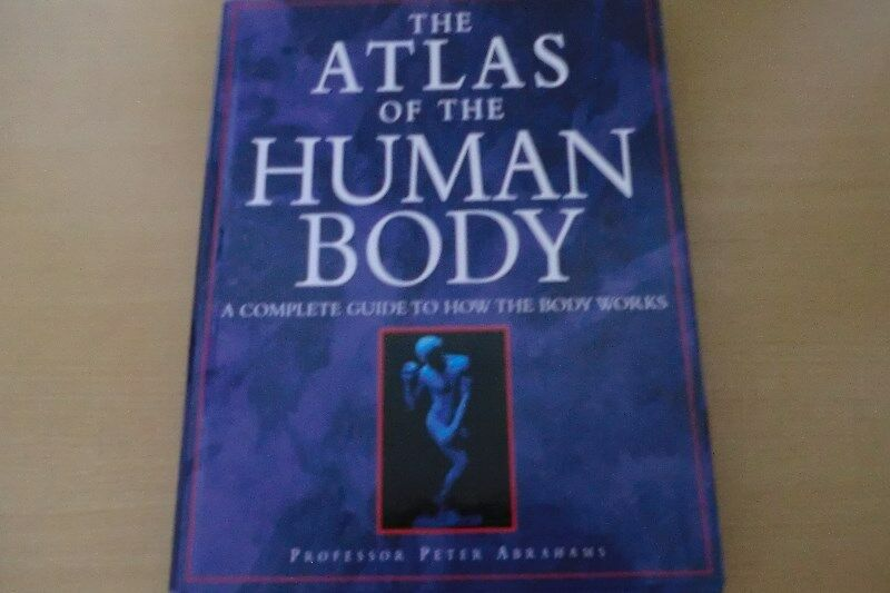 The Atlas of the Human Body by Professor Peter Abrahams