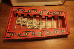 Old Child's Toy Glass Xylophone London Ontario image 4