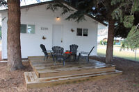 Cozy cottage for rent near the beach in OK Falls