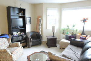 2br apt for rent - Furnished with all utilities inc.