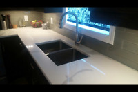 Custom Quartz Countertops!!