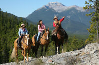 Horseback / Trail Guides