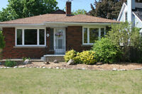 BEAUTIFUL BUNGALOW WITH IN-LAW SUITE, NORTH-END ST. CATHARINES