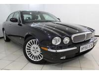 2006 56 JAGUAR XJ 2.7 TDVI SOVEREIGN 4DR 206 BHP DIESEL