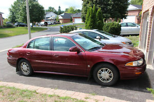 2002 Buick LeSabre Sedan with very low mileage!