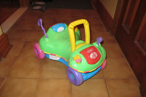 Trotteur convertible playskool