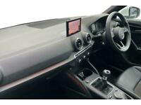 2017 Audi Q2 S line 1.4 TFSI cylinder on demand 150 PS 6-speed Estate Petrol Ma