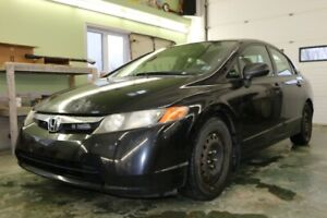 2007 Honda Civic - Automatic - A/C - Cruise, etc.