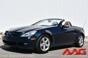 2006 Mercedes-Benz SLK-Class 280 Hard Top Roadster ONLY 59,000KM