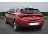 2021 Vauxhall Astra 1.2 Turbo 145 Griffin Edition 5dr Hatchback Manual Hatchback