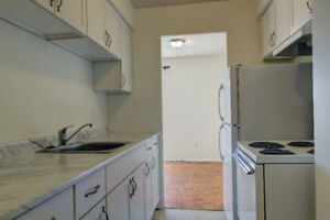 Spacious two-bedroom, close to downtown