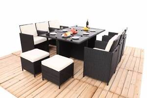 11 Piece Outdoor Setting Outdoor Dining Furniture Gumtree Australia Free