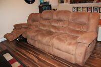 Great Sectional Couch/Recliners