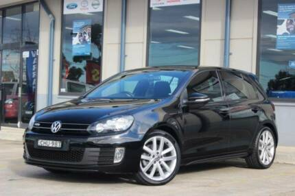 From $99 Per Week No Deposit Finance* 2012 Volkswagen GOLF GTD Blacktown Blacktown Area Preview