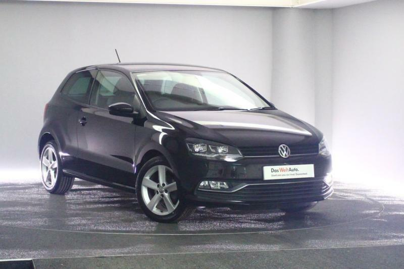 2015 Volkswagen Polo 1.4 TDI SEL (90 PS) BMT Diesel black Manual