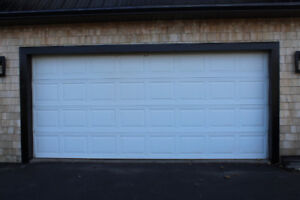 Garage Door - 7ft tall and 16ft 7 inches wide