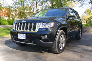 2013 Jeep Grand Cherokee 4x4 Limited