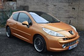 Peugeot 207 HDi 110 GT (orange) 2006