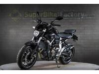 2014 14 YAMAHA MT-07 ABS
