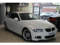 2012 12 BMW 3 SERIES 3.0 330D M SPORT 2D AUTO 242 BHP DIESEL