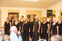Women's singing group in Mississauga