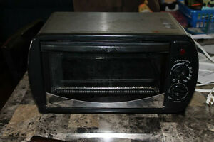 Betty Crocker Toaster Oven $10