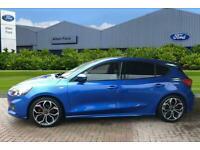 2020 Ford Focus 1.0 EcoBoost 125 ST-Line X 5dr Hatchback Petrol Manual