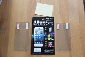 iPhone 4/4s/5 and Ipad2/3 Screen Protector