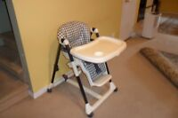 Chaise haute-Feeding high chair