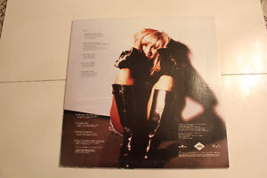 SAMANTHA FOX JUST ONE NIGHT LP CANADA. MINT CONDITION. Gatineau Ottawa / Gatineau Area image 2