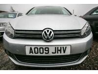 Volkswagen Golf 2.0TDI ( 140ps ) 2009MY GT