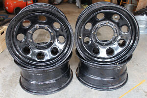 Ford Superduty winter rims. New Prince George British Columbia image 1
