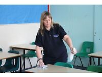 ** Daily School Cleaning Operative **