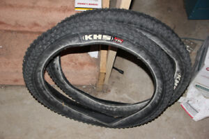 Fat Bicycle Tires