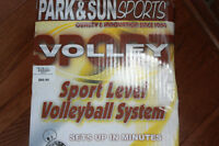 Park & Sun Sport Level Volleyball System
