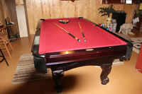 Beringer pool table