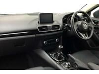2015 Mazda 3 2.0 SE-L 5dr Petrol red Manual