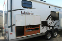 CALL GISELE 471-2323 FOR THIS 2013 New Matrix 828KS ONLY 4725lbs