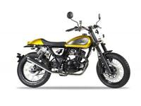 MASH MOTORCYCLES 125CC DIRT TRACK EURO 4 EFI CBS 2018