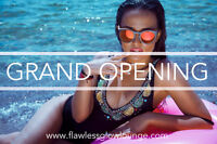 GRAND OPENING - ALL NATURAL SPRAY TANNING