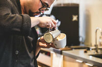 Hiring All Rounders & Baristas Downtown Vancouver