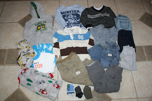 Boys size 24 month clothing