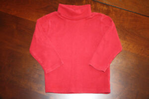 Baby GAP Red Turtleneck- 2T